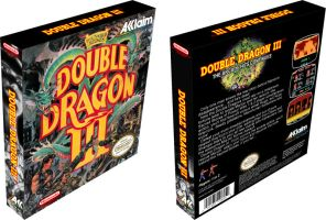 Double Dragon III by vladictivo