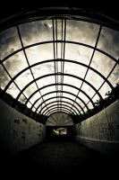 The tunnel by Sblourg