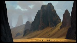 Valley Of Death Final by Fleret