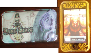 iPod RS cover by MsGhia