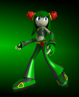 Cosmo In Sonic Riders III by Black-Arg