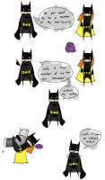 The Bat-family disappears by King-of-Losers