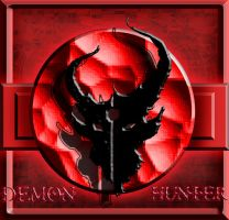 Demon Hunter Logo Red by matthias47