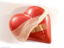 Broken Heart by diggwallpapers