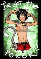 Billie Joe GATOS power by IwannaPissInYourBed