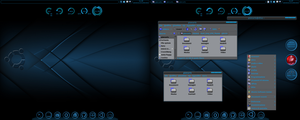 Deep_Blue_Ubuntu_Theme by giancarlo64
