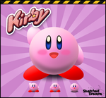 Kirby by sketched-dreams