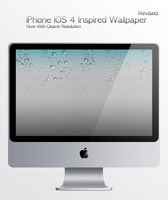 iPhone iOS4 Inspired Wallpaper by xXmatt69Xx1