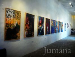 My first gallery x3 by GoldenDune