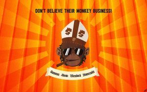 Their Monkey Business by NinjaKiller