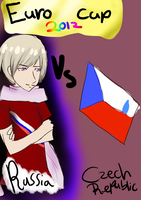 EC: Match 2 Russia VS Czech by BeforeTheMomentGirl