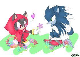Little Red Riding Hood by heihei188