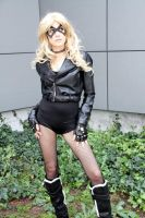 Black Canary by RAWRenu