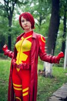 Rachel cosplay 3 by Shiera13