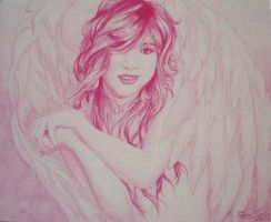 Pink Angel by Tania-S