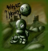 Where is Mommy? by DarkVolt