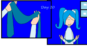 25 Days Of Christmas Day 20 by 4br1l