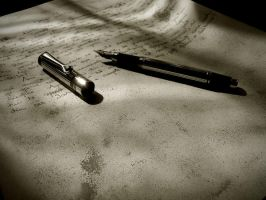 unsent letters II by indiswendis