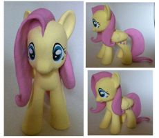 Commission: Fluttershy Custom by JetGirl87