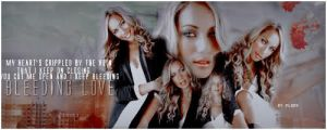 Leona Lewis by florentinaRBD