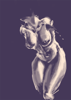 Figure Study by niphridell