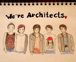 Architects Drawing by littleemmy