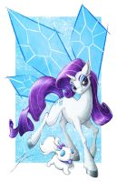 Rarity and Opalescence by ParkerLeif