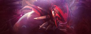 Bloodseeker Facebook Cover by AgusholliD