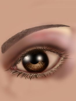 Practice Eye by Chatterbockx
