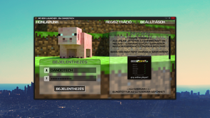 Game-Box Minecraft Launcher By DanooTech by DanooTech