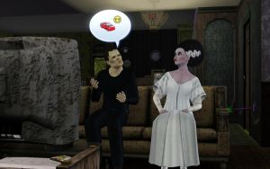 TS3 Frankenstein's by after-the-funeral