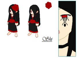 Death's Love: Shi Sprite by OverlordAyame