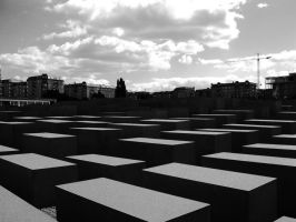 Holocaust Memorial by salxtai