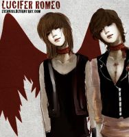 LUcifer Romeo by EverKiss