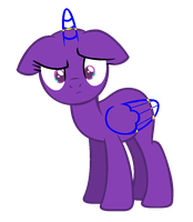 David (Starlight) Glimour (MLP base) by Priest-Bases