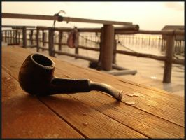 Pipe by MarcWasHere
