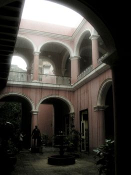 house of mexico by cementaryGate