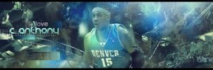 Carmelo Anthony by Design-Ameroo