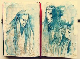 Elrond by Kinko-White