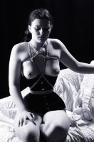 Rope and corset by nekrotica