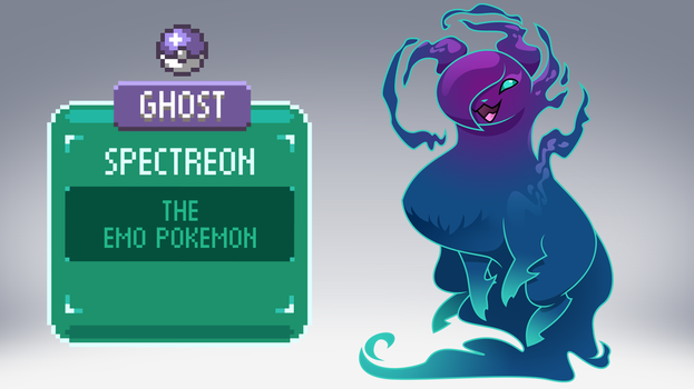 The Other Eeevee Evolutions: Spectreon by ClubAdventure