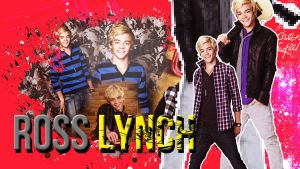 Wallpaper #O5 [Ross Lynch] by CrayolaWasHere