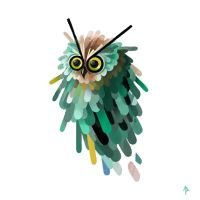 Owl for the cfsl topic of the week by ArtofChucco