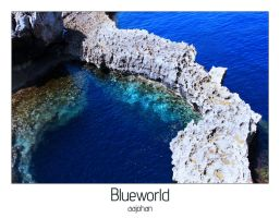 Blueworld - 3 by aajohan