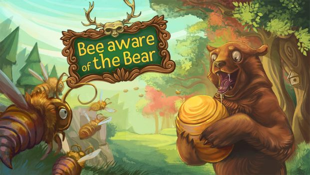 Bee aware of the Bear by Vantasy