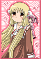 Chobits - Chii and Sumomo by Endless-Rainfall