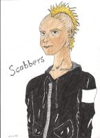 Scabbers (please leave a coment!) by Jaquina