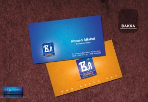 BUSSINES CARD by KASOO