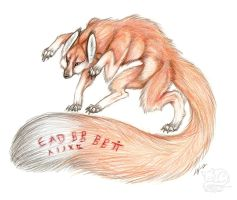 :gift: The Fox Contract by Vattukatt