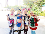 ~Cosplay~ Love Live Photoshoot - The Eli Brigade by sakurablossom143